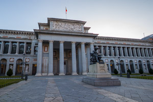Prado Museum private tour