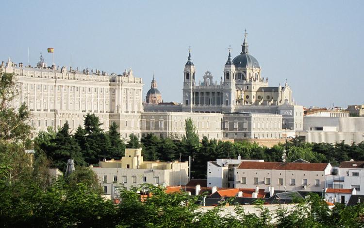 Vistas en el tour panorámico de Madrid
