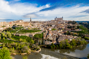 Tour Toledo from Madrid
