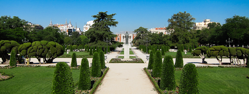 Retiro park for Parque del retiro madrid