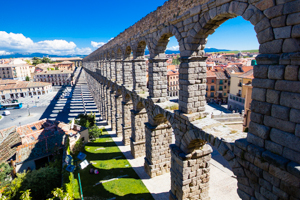 Segovia from Madrid private tour