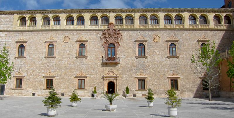Alcalá de Henares Palacio Arzobispal