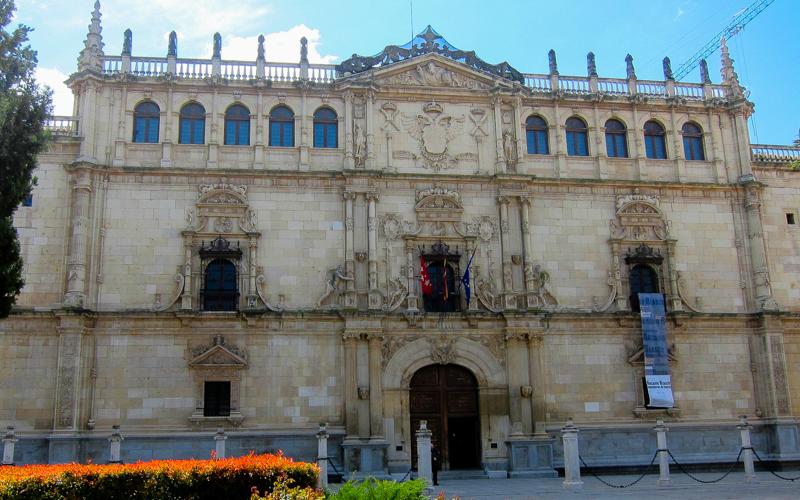 Colegio de San Ildefonso, Universidad de Alcalá de Henares