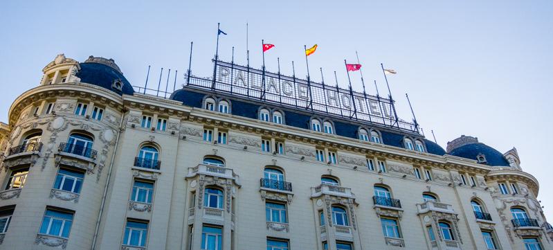 Westin Palace Hotel Madrid