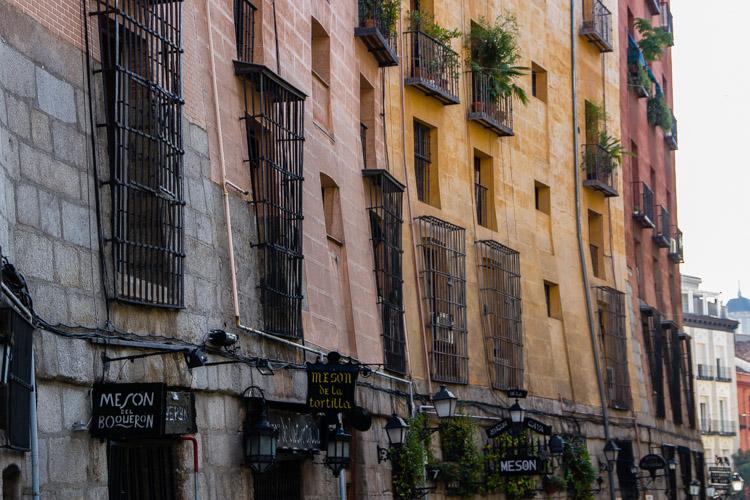 Mesones Plaza Mayor