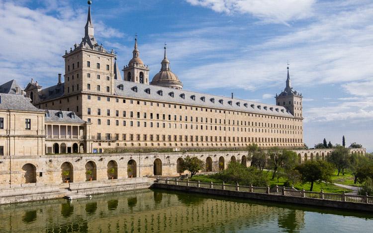 El Escorial gardens