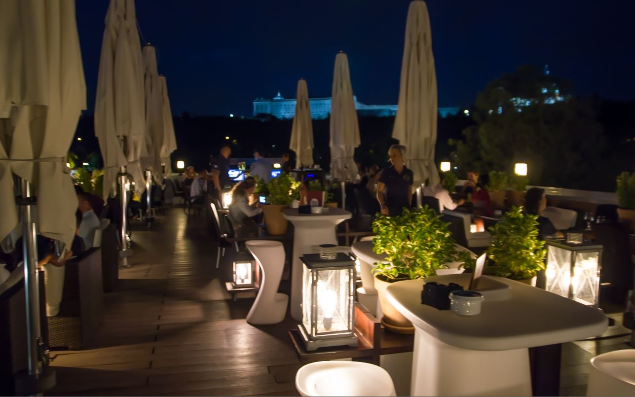 The Best Rooftops In Madrid For Dinner Or Drinks Madrid