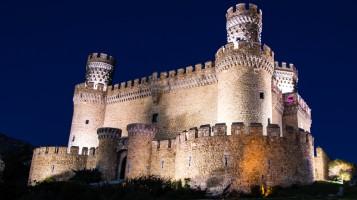 Blog sobre madrid - Casa en manzanares el real ...