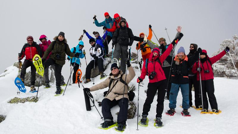 Baños Arabes Jacinto Benavente:Raquetas De Nieve