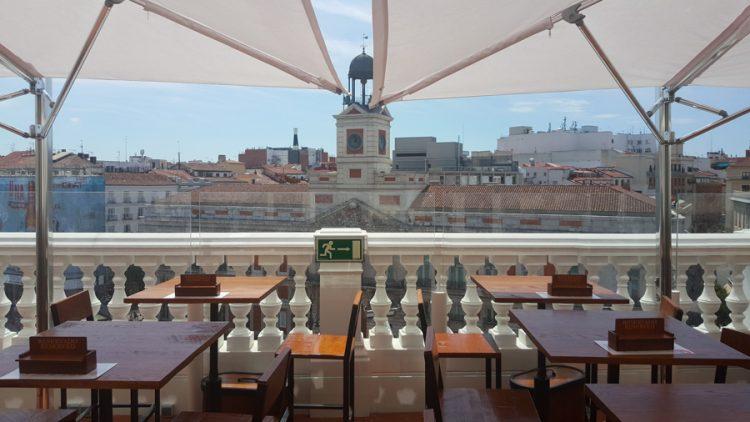 Gourmet Gran Via Terraza Callao